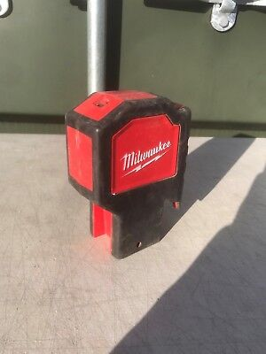 Milwaukee 12v C12 BL2 Cordless Dot Self Levelling Beam Plumb Laser