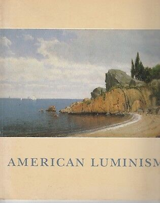 American Luminism Exhibition at the Adams Davidson Galleries Illustrated 1980