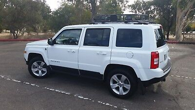 2013 Jeep Patriot black 2013 Jeep Patriot 4x4 with off road package - Limited Edition