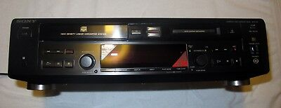 Sony MXD-D4 CD/Minidisc Combo Player/Recorder  ** SERVICED & SUPERB CONDITION **