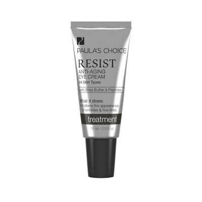 PAULA'S CHOICE Resist Eye Cream 15ml RRP £35 #5774 DAMAGED BOX/SEAL
