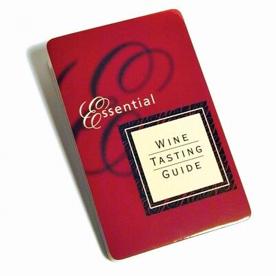 (1, Red) - Pocket Sized Essential Wine Tasting Guide. Oenophilia