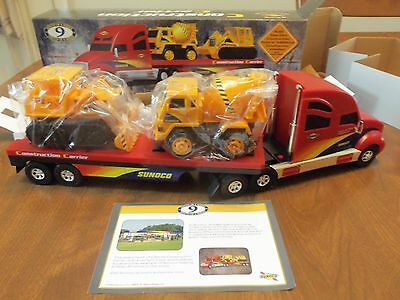 Sunoco construction carrier 2002 edition 9th in series New box