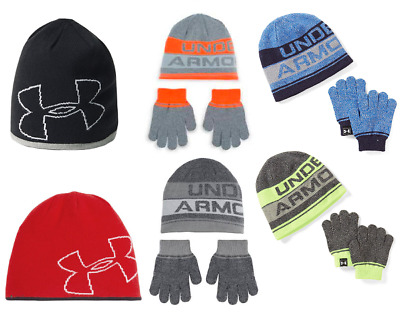 New Under Armour Little Boy's Beanie Pick Size, Color & Style