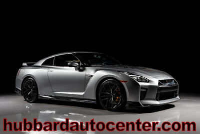 2017 Nissan GT-R Premium paint (super silver metallic), GT-R logo f 2017 Nissan GT-R, Premium Paint, Custom Injen Intake and HKS Blow Off Valve!