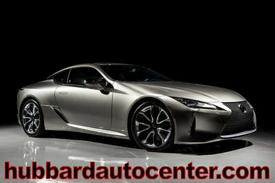 "2018 Lexus LC Convenience PKG, Sport PKG, 21"" Wheels, Mark Levin 2018 Lexus LC500, Convenience PKG, Sport PKG, 21"" Wheels, Mark Levinson Audio"