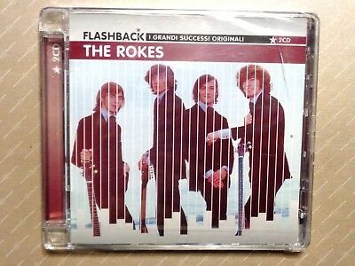 The Rokes -  Flashback - I Grandi Successi Originali - 2 Cd 2009 Nuovo Sigillato
