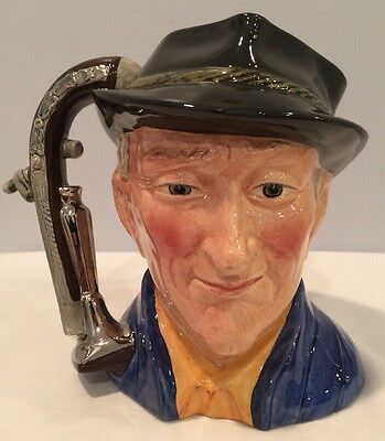 1988 Limited Edition Royal Doulton The Antique Dealer Large Character Jug D6807