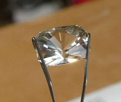 1.8ct Bytownite, radiant-style cut.