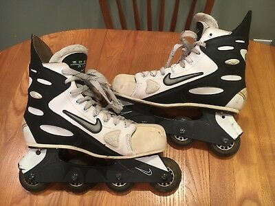 NIKE Zoom Air Inline Roller Blades Hockey Skates Men's SIZE 8