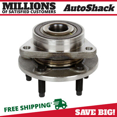 Front Wheel Hub Bearing Assembly For 11-15 Chevrolet Cruze No ABS 5 Lug HB613317