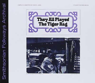 They All Played Tiger Rag. Unbranded. Huge Saving