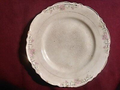 Antique Marked China Rare pattern Symbol and Floral