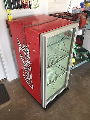 Coke Cola Fridge