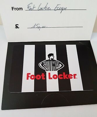 FootLocker £150 Gift Voucher Gift Card