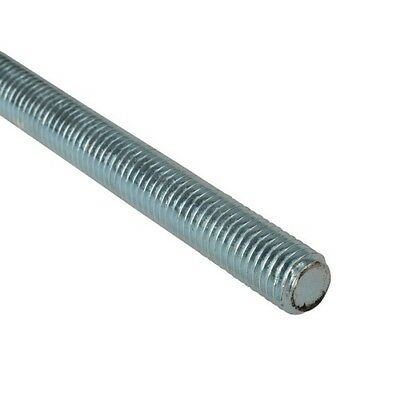 Forge ROD10 Threaded Rod Zinc Plated M10 x 1m Single