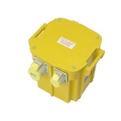 Carroll & Meynell 5003 Transformer Triple Outlet Rating 5 Kva Continuous 2.5kva