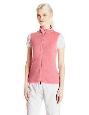 (X-Small, Coral) - Skechers Women's Whistler Vest. Free Delivery
