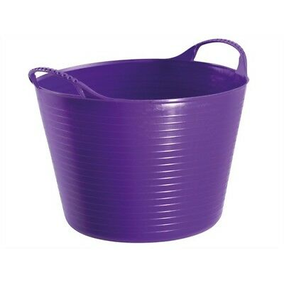 Gorilla Tubs SP26PUR Tubtrugs Tub 26 Litre Medium - Purple