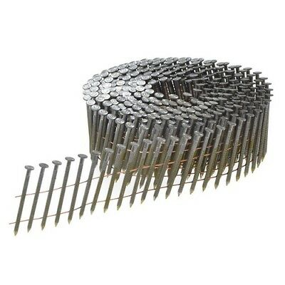 Bostitch N230R50G8Q 2.3 x 50mm Coil Nails Ring Shank Galvanised Pack of 13200