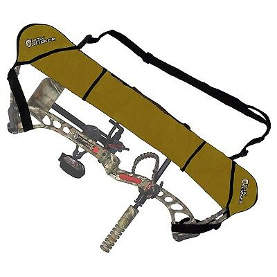(Flat Dark Earth) - BowSlicker System - Weatherproof Bow Sling, Cam and String