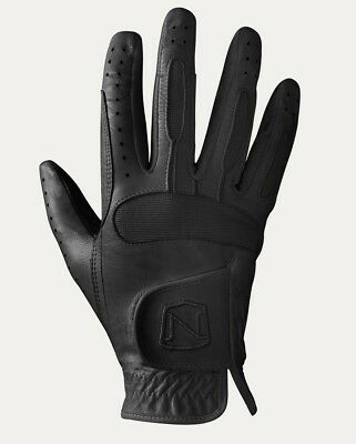 (9, Black) - Show Ready Leather Glove. Noble Outfitters. Brand New