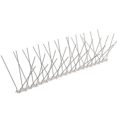 Pest-Stop Systems PSPBS10 Professional Bird Spikes 10 x 500mm Metal Strips
