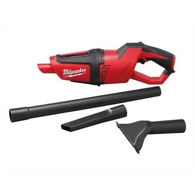 Milwaukee 4933448390 M12 HV-0 Hand Vac 12 Volt Bare Unit
