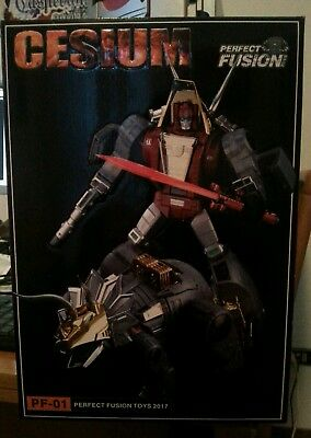 transformers dinobot perfect fusion cesium