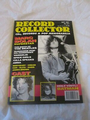 Marc Bolan.t.rex.##...glam.record Collecter.mag.photos Etc .great  Vgc Ex