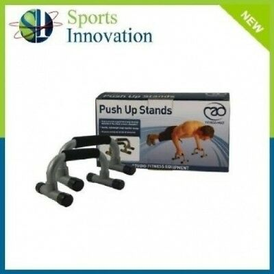 Fitness-Mad Push up Bars (Pair). Fitness Mad. Huge Saving