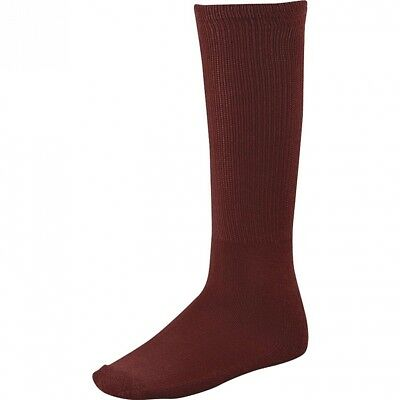 (MAR, Mar) - Twin City Adult All-Sport Solid Colour Tube Socks. Twin-City