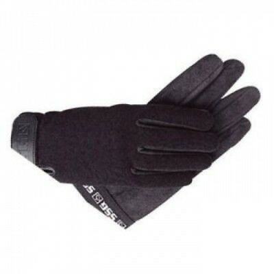 (6/7, Black) - SSG All-Weather Winter Lined Gloves 6/7. Best Price