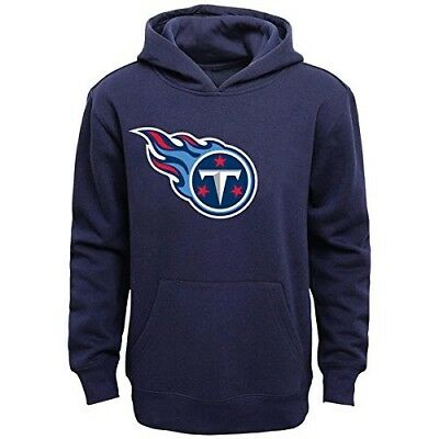 (Youth Large 14/16, Tennessee Titans) - NFL Youth Team Logo Pullover Fleece