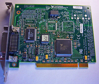 National Instruments PCI-GPIB Controller Interface Card 777158-01 (183617G-01)