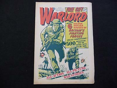 Warlord comic issue 52 (LOT#1449)