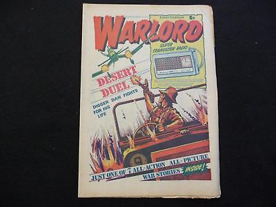 Warlord comic issue 58 (LOT#1455)