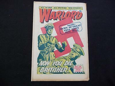 Warlord comic issue 50 (LOT#1447)