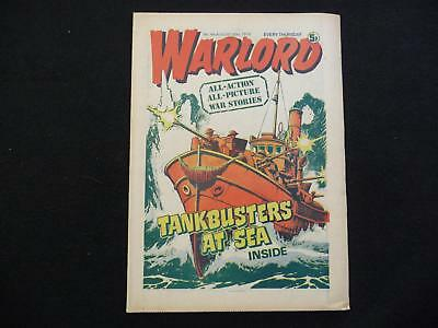 Warlord comic issue 49 (LOT#1446)