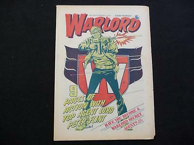 Warlord comic issue 54 (LOT#1451)