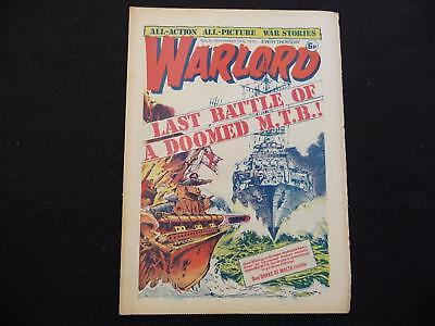 Warlord comic issue 53 (LOT#1450)