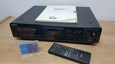 Sony DTC-ZE700 Black Digital Audio Tape Deck