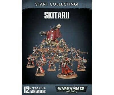 Warhammer 40000 70-59 Start Collecting! Skitarii