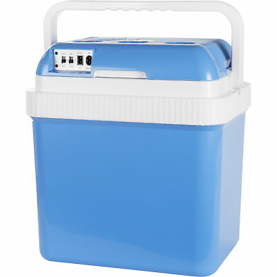 Hot or Cold Electric Cool Box 24L - Perfect for Camping, Picnics and Festivals
