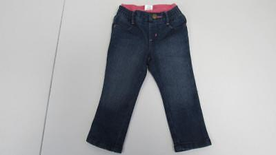 GYMBOREE KITTIES AT PLAY DENIM KITTY POCKET JEANS PANTS 3 6 12 18 24 NWT