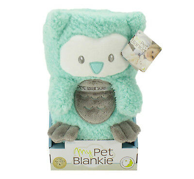 Animal Adventure Pet Blankie, Olivia the Owl, Babies & Children of Any Age