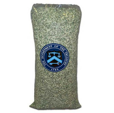 5lb bag of shredded money