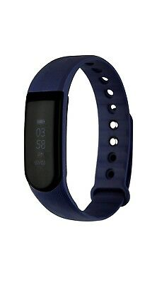 (Royal blue) - VeryFit for Heart Rate Smart Band Watch Royal Blue #03185.77751