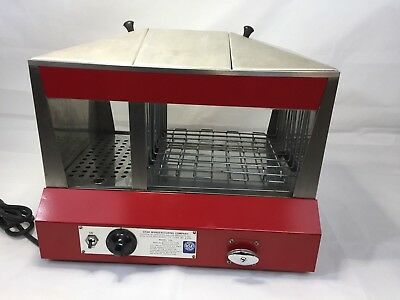 Vintage Star Commercial Model 35S Hot Dog Warmer