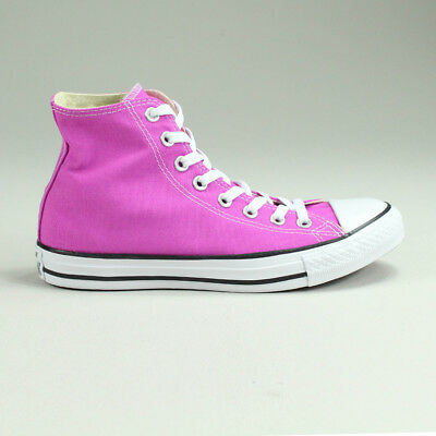 Converse CT AS Hi SS18 Trainers New in box Hyper Magenta UK Size 4,5,6,7,8,9,10